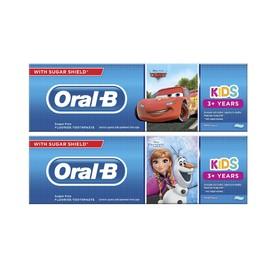Oral-B Kids Cars/Frozen zubná pasta 75 ml