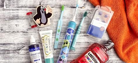 Ako prinútiť deti k čisteniu zubov?