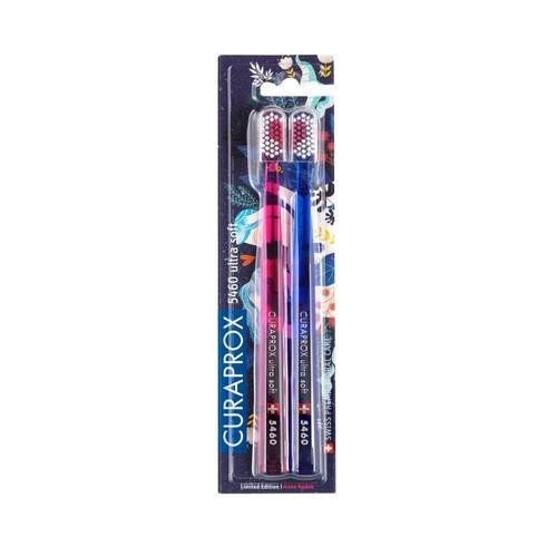 Curaprox CS5460 UltraSoft Love Anna Rudak Edition, 2 ks