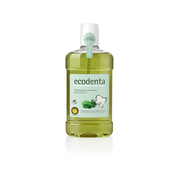 Ecodenta Multifunctional ústna voda 500 ml