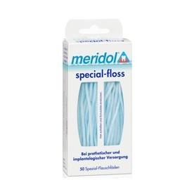 Meridol zubná niť Special Floss 50 ks