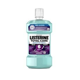 Listerine Total Care Sensitive ústna voda 500 ml