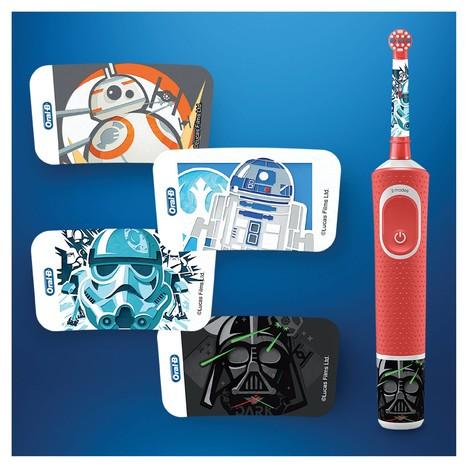 Oral-B Kids Star Wars detská rotačná kefka