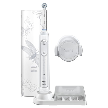 Oral-B Genius 10000N Lotus White Special Edition