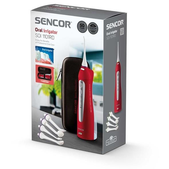 Sencor SOI 1101RD cestovná ústna sprcha