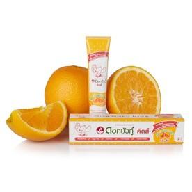 Twin Lotus Kids Orange detská zubná pasta 35 g