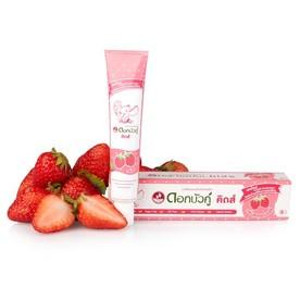Twin Lotus Kids Strawberry detská zubná pasta 35 g