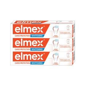 Elmex Whitening zubná pasta 3×75 ml