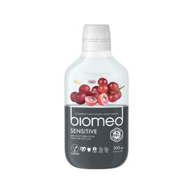 Biomed Sensitive ústna voda 500 ml