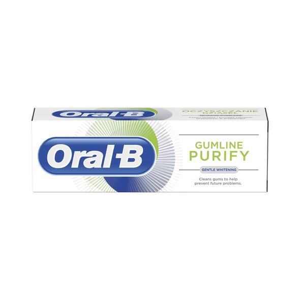 Oral-B Gumline Purify Gentle Whitening zubná pasta 75 ml