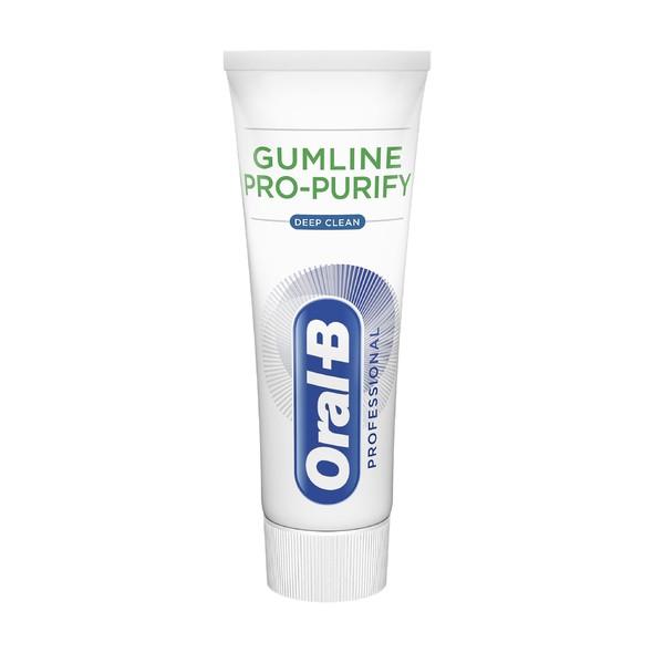 Oral-B Gumline Pro-Purify Deep Clean zubná pasta 75ml