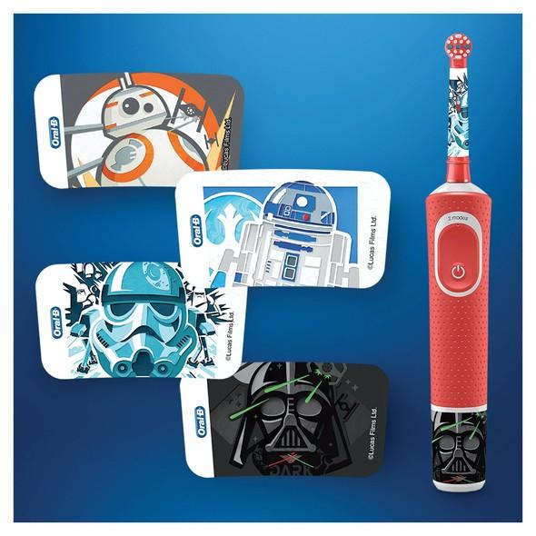 Oral-B PRO 500 + Vitality Star Wars zubné kefky