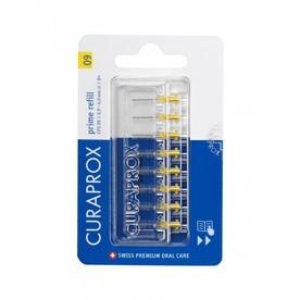 Curaprox CPS 09 prime REFILL medzizubné kefky 8 ks