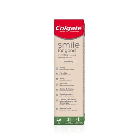 Colgate Smile For Good Whitening zubná pasta 75 ml
