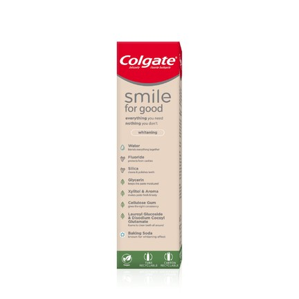 Colgate Smile For Good Whitening zubná pasta 75 ml