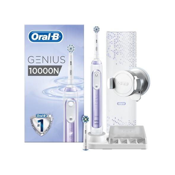 Oral-B Genius 10000N Orchid Purple zubná kefka