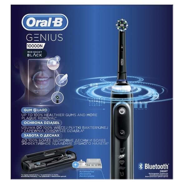 Oral-B Genius 10000N Black zubná kefka
