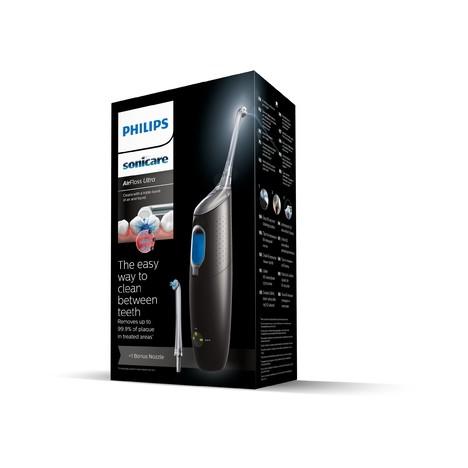 Philips Sonicare HX8438/03 AirFloss Ultra Black ústna sprcha
