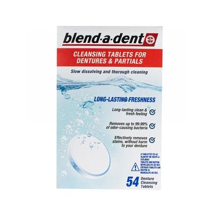 Blend-a-dent Tabs čistiace tablety 54 ks