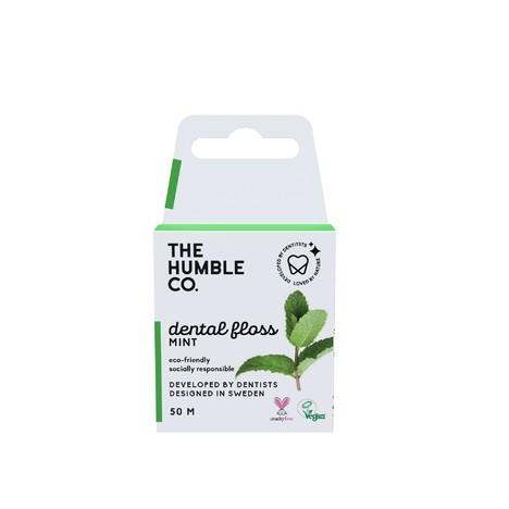 The Humble Floss Fresh Mint zubná niť 50 m