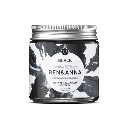 Ben & Anna Black bieliaca zubná pasta 100 ml