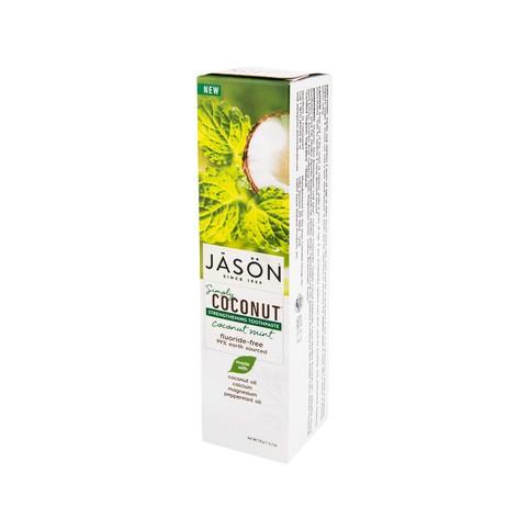 JĀSÖN Simply Coconut Mint zubná pasta 119 g