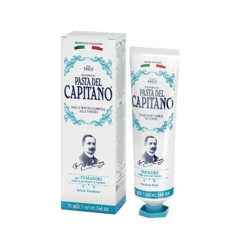 Pasta del Capitano Smokers zubná pasta 75 ml