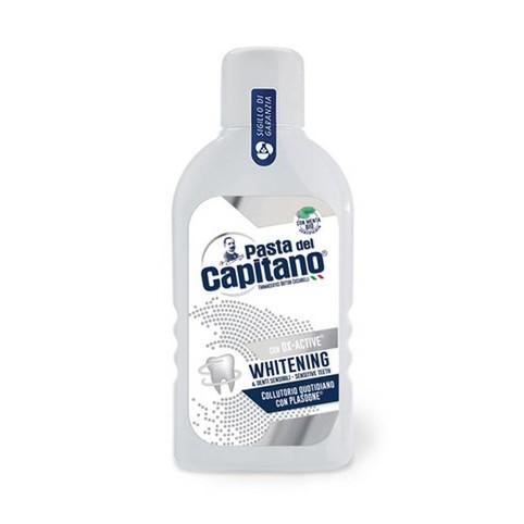 Pasta del Capitano Whitening ústna voda 400 ml