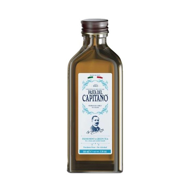 Pasta del Capitano concentrate ústna voda koncentrát 100 ml