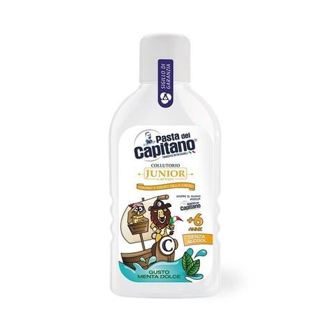 Pasta del Capitano Junior detská ústna voda 400 ml