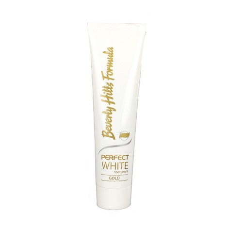 Beverly Hills Formula Perfect White Gold zubná pasta 100 ml