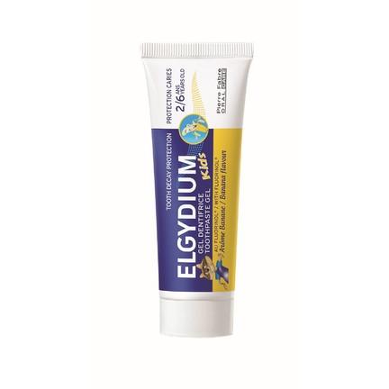 Elgydium Kids Banana detská zubná pasta 50 ml