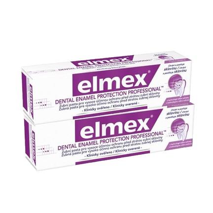 Elmex Dental Enamel Professional zubná pasta 2x75 ml
