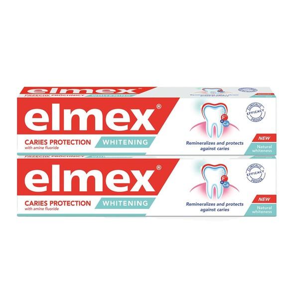 Elmex Whitening zubná pasta 2x75 ml