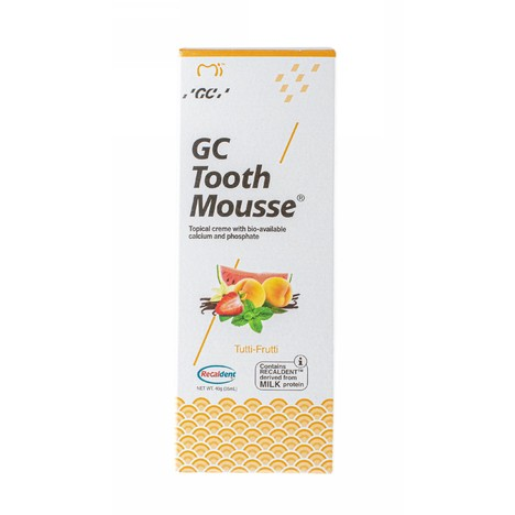 GC Tooth Mousse Tutti-Frutti 35 ml