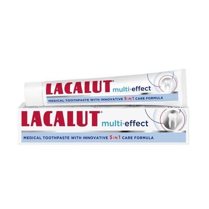 Lacalut Multi-Effect zubná pasta 75 ml