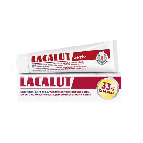 Lacalut Aktiv zubná pasta 100 ml