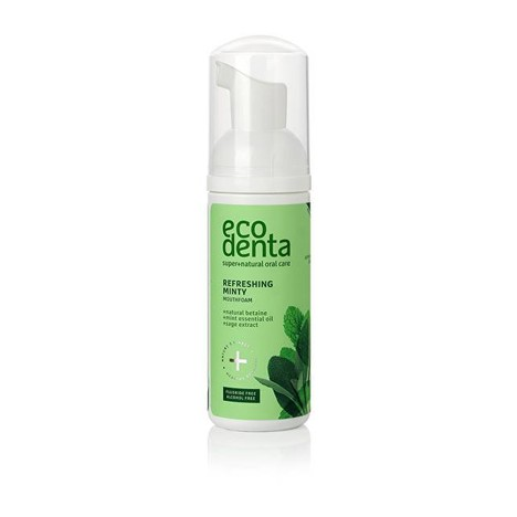 Ecodenta Refreshing Minty Mouthfoam ústna pena 50 ml