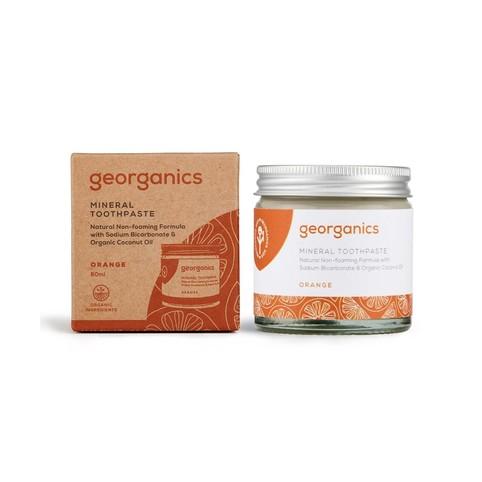 Georganics Orange zubná pasta 60 ml