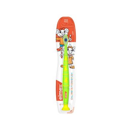 Elmex zubná kefka detská 3-6 let