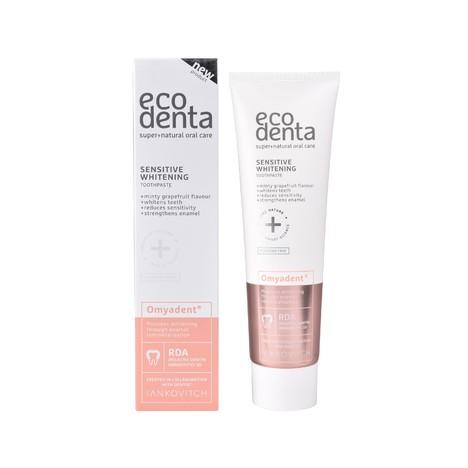 Ecodenta Sensitive Whitening zubná pasta 100 ml