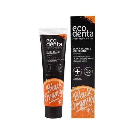 Ecodenta Black Orange Whitening zubná pasta 100 ml