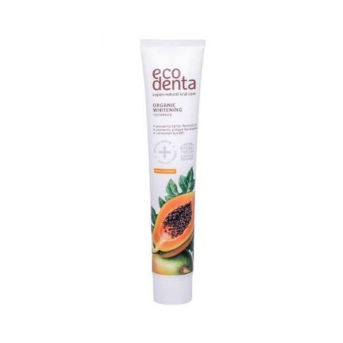 Ecodenta Organic Whitening Papaya zubná pasta 75 ml