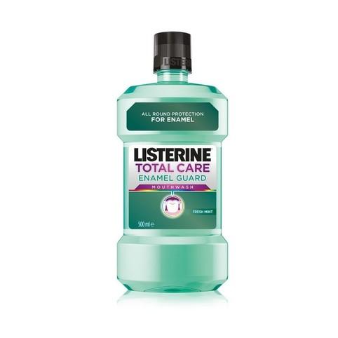 Listerine Total Care Enamel Guard ústna voda 500 ml