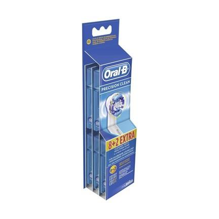 Braun Oral-B Precision Clean EB 20-10 náhradné kefky 10 ks