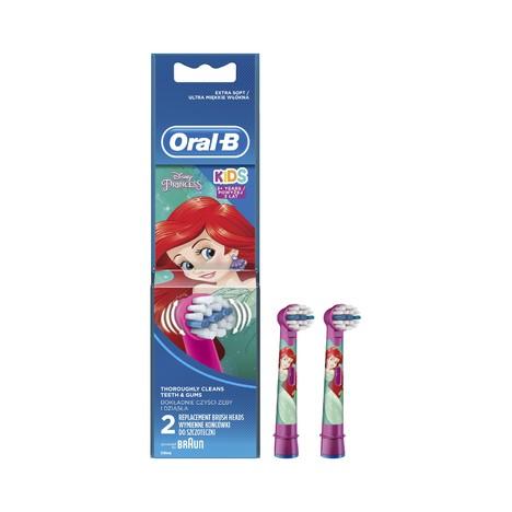 Braun Oral-B Stages Kids EB 10-2 MN náhradné kefky 2ks - PRINCEZNA