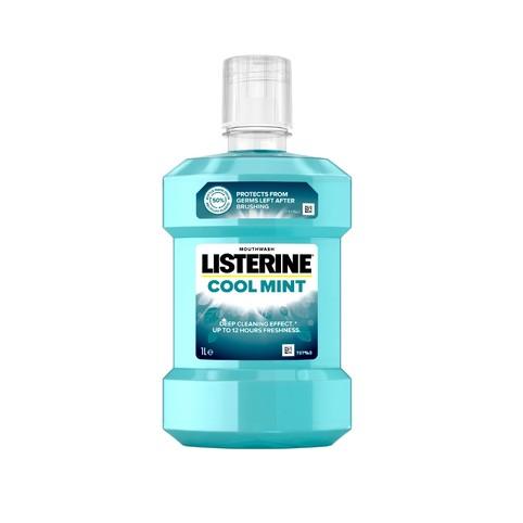 Listerine Cool Mint ústna voda 1000 ml