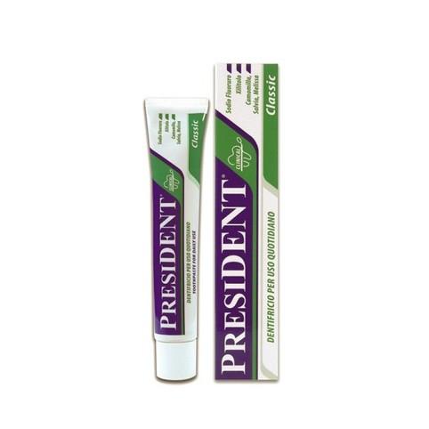 PresiDENT Classic zubná pasta 75 ml