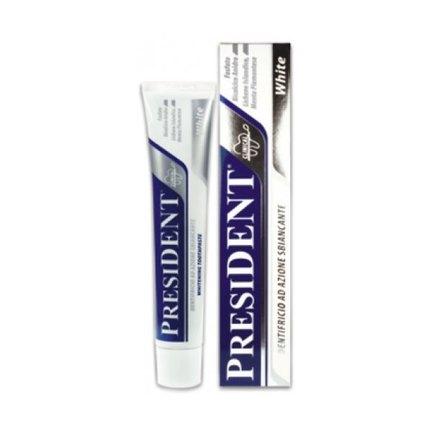 PresiDENT White zubná pasta 75 ml