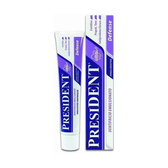 PresiDENT Defense zubná pasta 75 ml